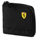 Scuderia Ferrari Fanwear Wallet Puma Black pénztárca