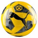 Borussia Dortmund Fan Ball Cyber Yellow-Puma Black