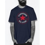 CORE CHUCK PATCH TEE Converse férfi póló