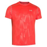 UA COLDBLACK RUN S/S TEE Under Armour férfi futó póló