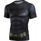 BATMAN SUIT SS Under Armour Trainig póló