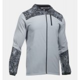 UA STORM PRINTED JACKET Under Armour kapucnis felső