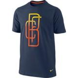 FC Barcelona Boys Core TEE gyerek póló
