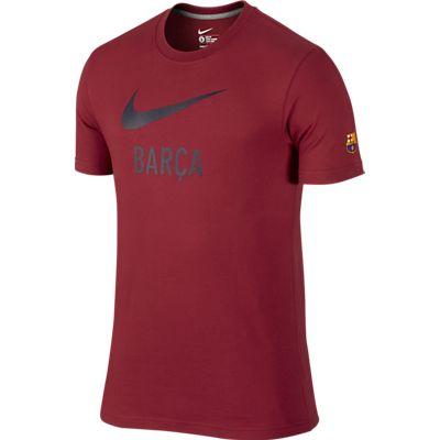 FC Barcelona CORE BASIC TYPE TEE póló
