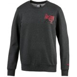 Arsenal FC Graphic Shoe Crew Sweat Dark Gray He szurkolói felső