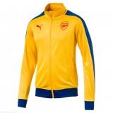 Arsenal FC PUMA T7 Jacket Spectra Yellow szurkolói felső