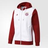 FC Bayern München 3S HOOD ZIP Adidas kapucnis felső