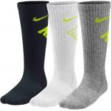 Boys' Nike Performance Cushion Crew Sock (3 Pár) zokni