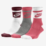 Women's Nike Sportswear Striped Low Socks (3 Pár) zokni